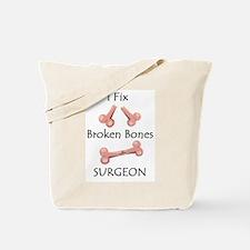 Broken Bones MD Tote Bag