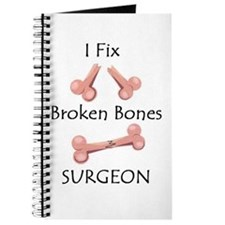 Broken Bones MD Journal