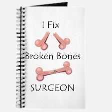 Broken Bones MD Journal