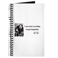 Oscar Wilde 2 Journal