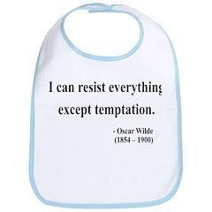 Oscar Wilde 2 Bib