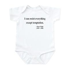 Oscar Wilde 2 Infant Bodysuit