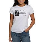 Oscar Wilde 5 Women's T-Shirt