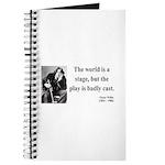 Oscar Wilde 5 Journal