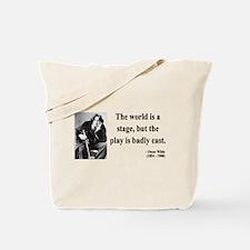 Oscar Wilde 5 Tote Bag