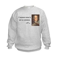 Voltaire 11 Sweatshirt