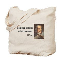 Voltaire 11 Tote Bag