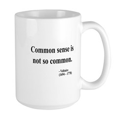 Voltaire Text 11 Mug