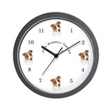 Jack russell Basic Clocks