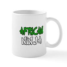 """""""African Ninja"""" Mug"""
