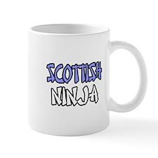 """""""Scottish Ninja"""" Mug"""