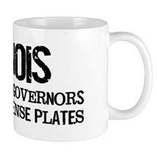 Illinois Governor Mug