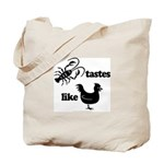 Crawfish tastes... Tote Bag