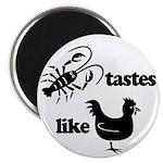 Crawfish tastes... Magnet