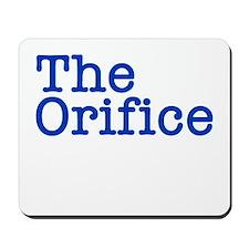 The Orifice Mousepad