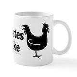Crawfish tastes Coffee Mugs