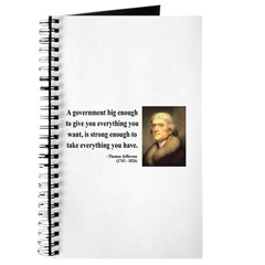 Thomas Jefferson 1 Journal
