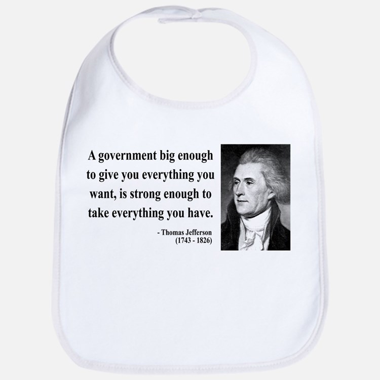 Thomas Jefferson 1 Bib