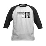 Thomas Jefferson 1 Kids Baseball Jersey
