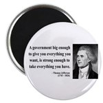 Thomas Jefferson 1 Magnet