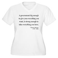 Thomas Jefferson 1 T-Shirt