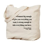 Thomas Jefferson 1 Tote Bag