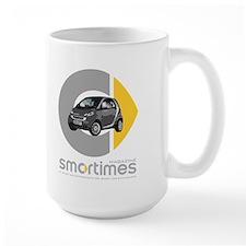 Gray Smart Car Mug