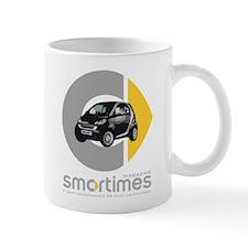 Black Smart Car Mug