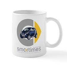 Blue Smart Car Mug