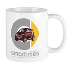 Red Smart Car Mug