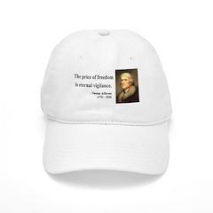Thomas Jefferson 2 Baseball Cap