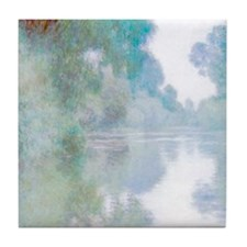 MONET: Branch of the Seine Tile Coaster