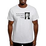 Thomas Jefferson 2 Light T-Shirt