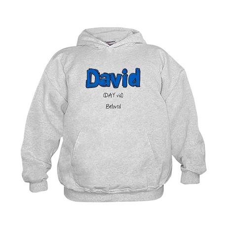 David Kids Hoodie