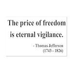 Thomas Jefferson 2 Mini Poster Print