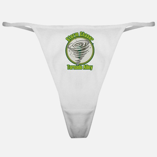 Storm Chaser Logo Classic Thong
