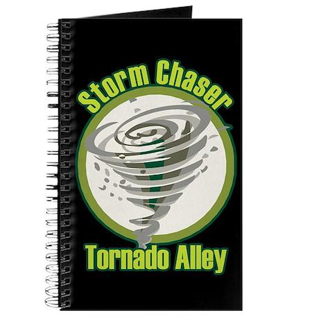 Storm Chaser Logo Journal