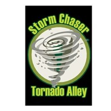 Storm Chaser Logo Postcards (Package of 8)
