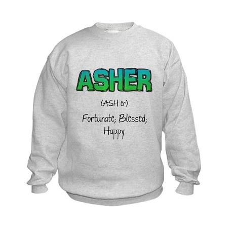 Asher Kids Sweatshirt