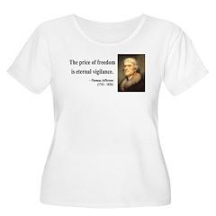 Thomas Jefferson 2 T-Shirt