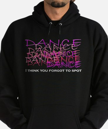 Dancers I think you forgot to Hoodie (dark)