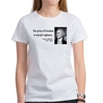 Thomas Jefferson 2 Women's T-Shirt