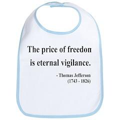 Thomas Jefferson 2 Bib