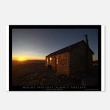Mt. Whitney Shelter Postcards (Package of 8)