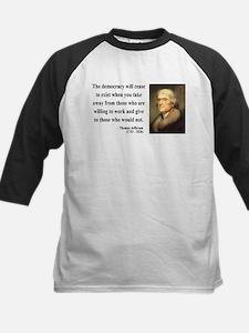 Thomas Jefferson 3 Tee