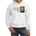 Thomas Jefferson 4 Hooded Sweatshirt
