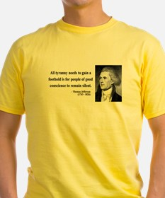 Thomas Jefferson 4 T