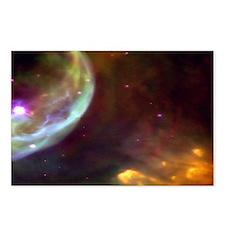 Nebula Postcards (Package of 8)