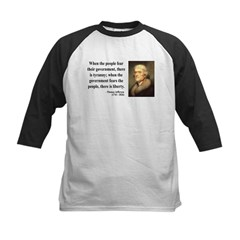 Thomas Jefferson 6 Tee