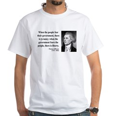 Thomas Jefferson 6 Shirt